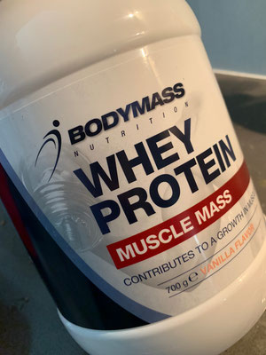 Bodymass - Muscle Mass