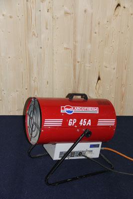 Gasheizlüfter 5 kW
