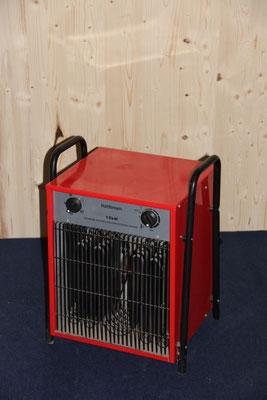 Elektroheizungen 9 oder 15 kW