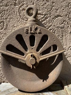 Rusty Elka Umlenkrolle 216