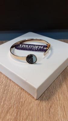 """<FONT size=""""5pt"""">Bracelet Fin Or Parisiennes - <B>29,00 €</B> </FONT>"""