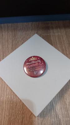 """<FONT size=""""5pt"""">Badge Les Parisiennes Marraine - <B>3,00 €</B> </FONT>"""