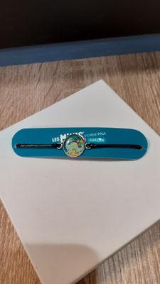 """<FONT size=""""5pt"""">Bracelet Les Minis Dino - <B>9,90 €</B> </FONT>"""