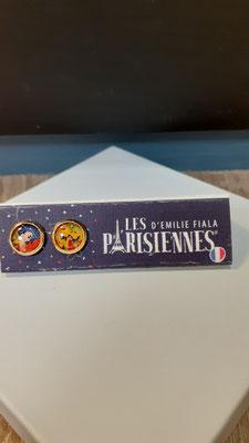 """<FONT size=""""5pt"""">PO Les Parisiennes Automne- <B>14,50 €</B> </FONT>"""