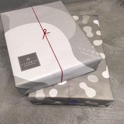 包装紙2(上) Wrapping paper #2 (top)