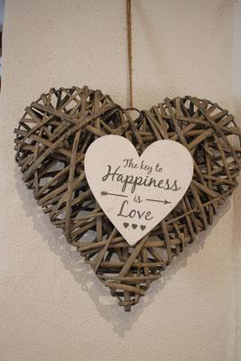 Alles mit Herz und Liebe gemacht
