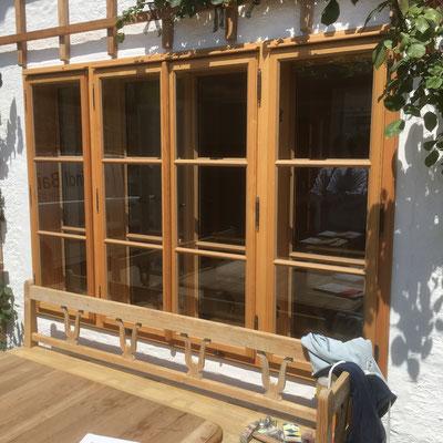 Kranz Kastenfenster-Türen