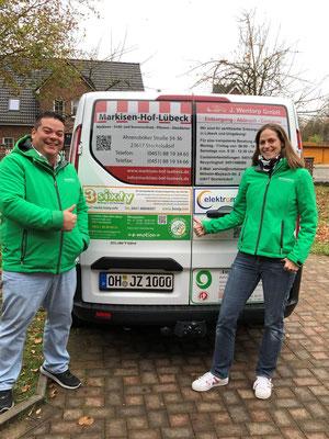 Die e-motion e-Bike Welt Lübeck unterstützt das Jugendzentrum Stockelsdorf