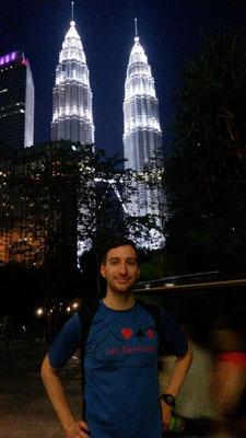 Training in Kuala Lumpur (Februar 2015)