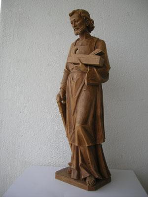 Josef Holzskulptur