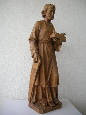 Josef als Zimmermann