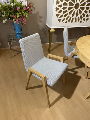 """4 sillas en roble RECOGIDA EN TIENDA """"550€"""""""