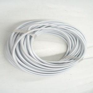--Forro Blanco con teflon para chicote  $22 MXN (El Metro lineal)