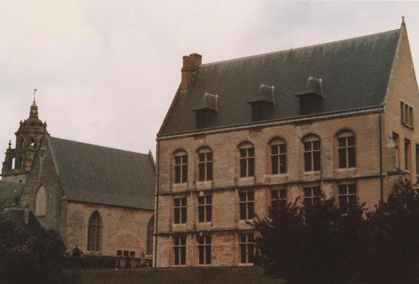 Chateau et chapelle-Argentan
