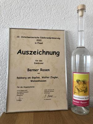Gold: Berner Rosen