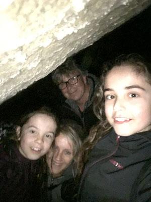Schöner Ausflug, vor allem die Höhle hat uns gefallen