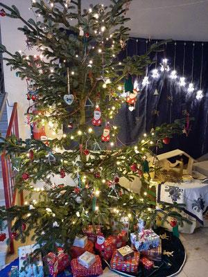 Weihnachtsbaumschmuck selbst basteln