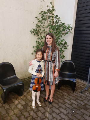 Saggio di violino 2019