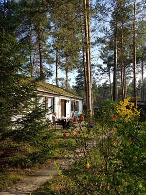 Ferienhaus Rheinsberger Seenlandschaft