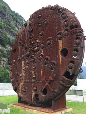 Jodelerfest Event Grossanlass Schweizerische Post Bohrer Tunnel