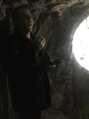(DR) Cité souterraine de Naours-Graffitis-Soldats voyageurs-Grande Guerre-WW1-Chambres d'hôtes-Val de Somme-Corbie-Villers Bretonneux-Amiens-B&B-Guesthouse