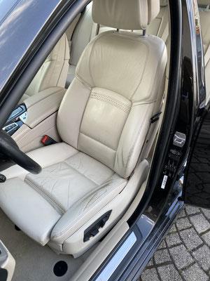 BMW 5er (F10) - Zustand vor der Aufbereitung