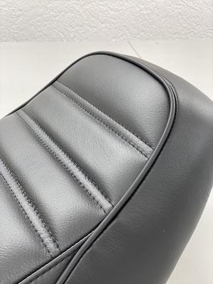 Honda CBX 1000 - Doppelte Ziersteppung mit Keder