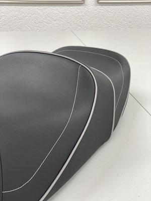 Honda ST 1100 - Es wurde eine Sitzheizung für Fahrer und Sozius integriert