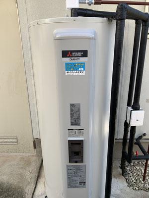 三菱 電気温水器 370ℓ
