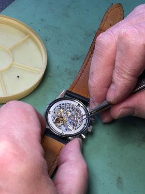 Uhrmachermeister in Düsseldorf-Wersten