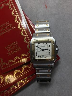 Cartier Armbanduhr gebraucht kaufen
