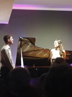 Marc Serra, Sara Bañeras