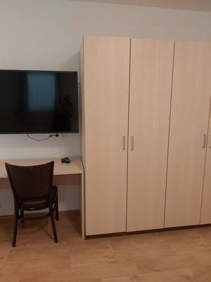 Schlafzimmer TV