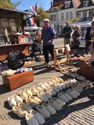 Delft Stadtführung am dritten Tag