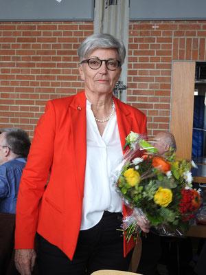 Martha singt seit 40 Jahren im Chor