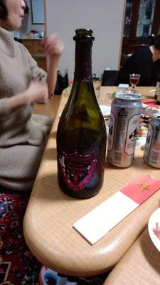 シャンパン全体の写真