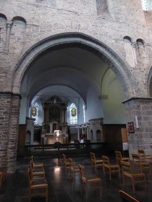 Tournai - Saint Piatkerk - Kapel van Onze-Lieve-Vrouwe van de Alsemberg