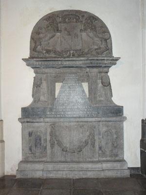 Stevenskerk grafmonument burgemeester Ian Iosselet