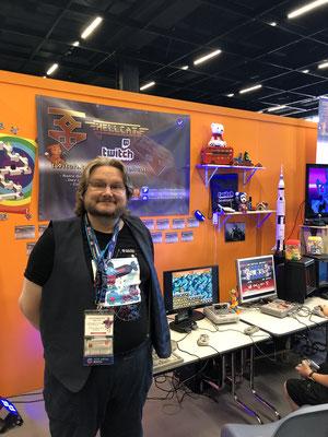 In Sonderfolge #12 des Männerquatsch Podcast berichten wir aus der Retro Area von der Gamescom 2019 und sprechen u.a mit Hellcats Retro Runde.