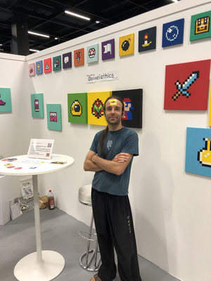 In Sonderfolge #12 des Männerquatsch Podcast berichten wir aus der Retro Area von der Gamescom 2019 und sprechen u.a mit art of mu.
