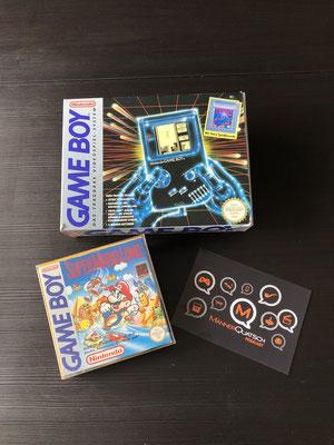 In Folge #48 des Männerquatsch Podcast sprechen wir über den 30. Geburtstag des Nintendo Game Boy