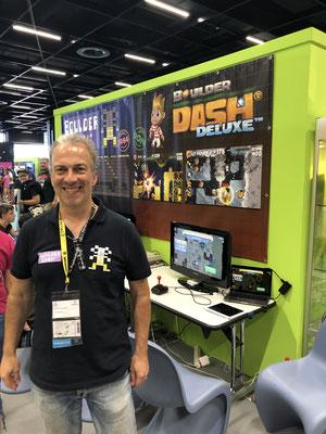 In Sonderfolge #12 des Männerquatsch Podcast berichten wir aus der Retro Area von der Gamescom 2019 und sprechen u.a mit BBG Entertainment GmbH.