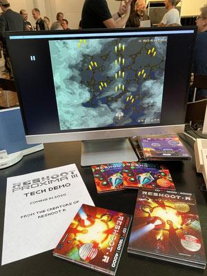 In Folge #60 des Männerquatsch Podcast sprechen wir über Reshoot Proxima III für Amiga