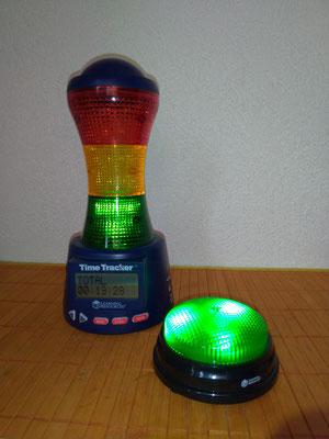 Zeitampel und Signal-Buzzer