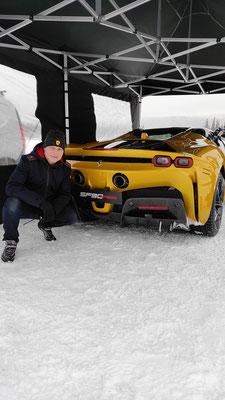 Uwe Mansshardt / Ferrari SF90