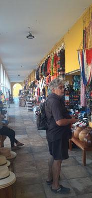 Auf dem Markt in Izamal