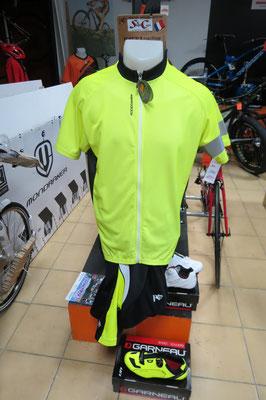 maillot Noret sécurité Zip complet   59€95