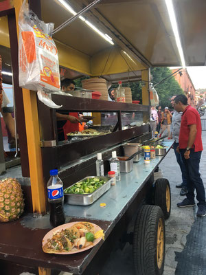 Tacos Stand