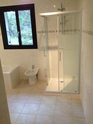 Rénovation d'une salle de bain Albertus rénovation