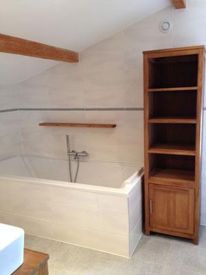 Salle de bain clé en main par Albertus Rénovation
